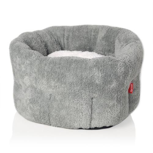 Pelíšek pro psy Donut, šedý Pelíšek pro psy Donut, šedý