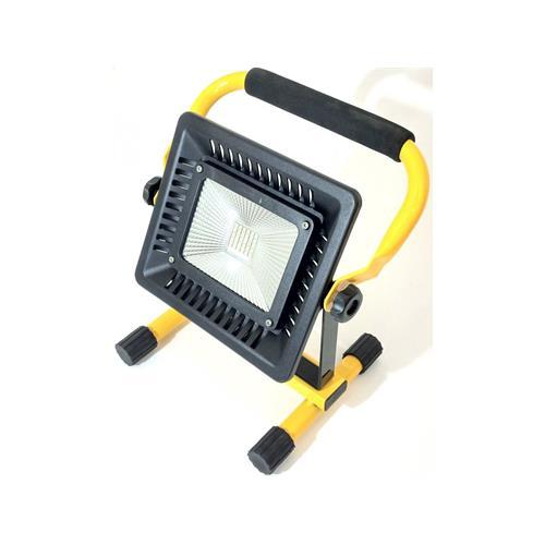 Nabíjecí přenosný LED reflektor 50W Nabíjecí přenosný LED reflektor 50W