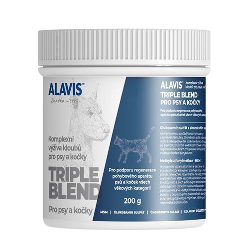 Alavis Triple blend pro psy a kočky, 200g Alavis Triple blend pro psy a kočky, 200g