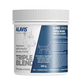 Alavis Triple blend pro psy a kočky, 200g