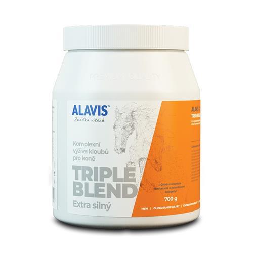 Veterinární přípravek Alavis Triple Blend Extra silný 700 g ALAVIS TRIPLE BLEND EXTRA, 700g