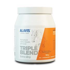 Veterinární přípravek ALAVIS TRIPLE BLEND EXTRA, 700g