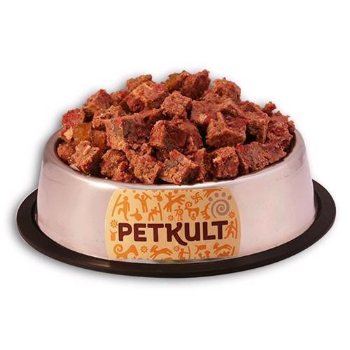 Konzerva pro psy PETKULT Adult, 400 g - krocan Krmivo z konzervy