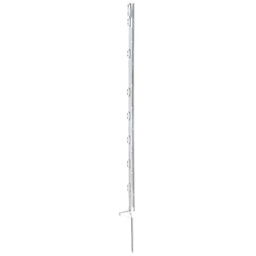 Tyčka pro elektrický ohradník Raptor ECO plast bílý, 90 cm Tyčka pro elektrický ohradník Raptor ECO plast bílý, 90 cm