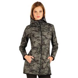 Dámská softsheelová bunda Litex, army - vel. S