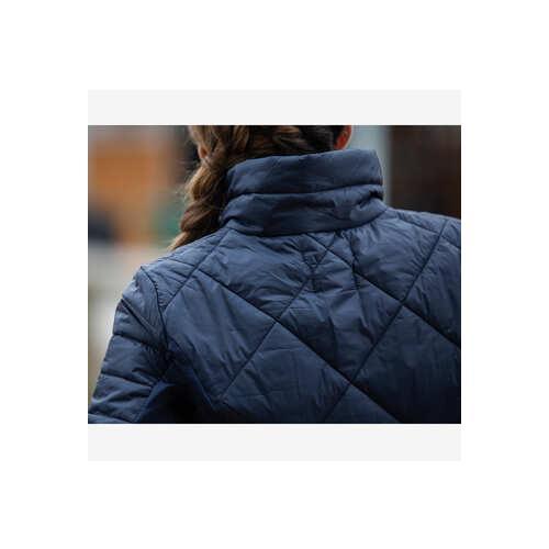 Dámská bunda Horze Elena, tmavě modrá - vel. 38 Bunda dámská Horze Elena, tmavě modrá, vel. 38