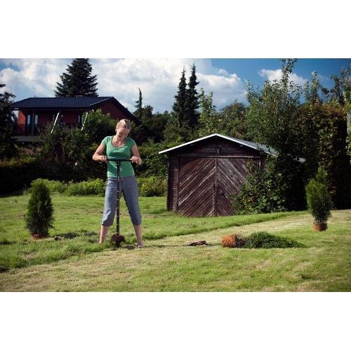 Ruční zemní vrták Fiskars QuikDrill - S - průměr čepelí 10 cm Zemní vrták Fiskars QuikDrill S, 100 mm