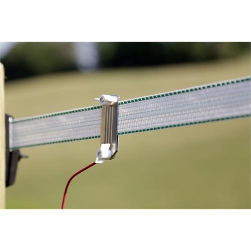 Propojovací kabel na pásku elektrických ohradníků, 60 cm, nerez Propojovací kabel na pásku elektrických ohradníků, 60 cm, nerez