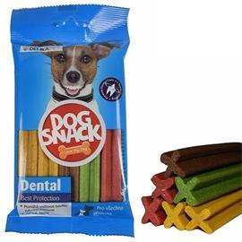 Dentální kříže pro psy, 5 ks v balení