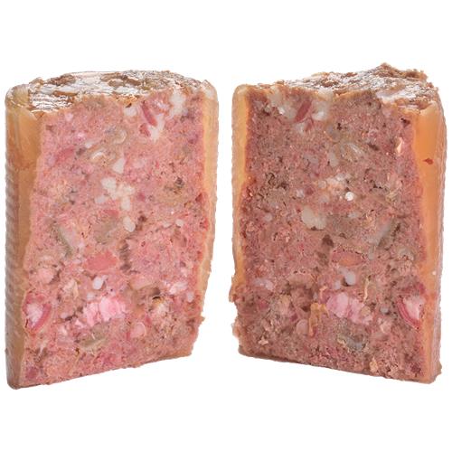Brit Dog konzerva pro psy Paté & Meat Lamb, 400 g Konzerva pro psy Brit Paté & Meat Jehně, 400 g - obsah konzervy.