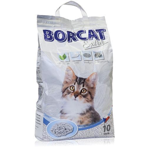 Stelivo pro kočky BORCAT Extra, 10 l Stelivo pro kočky BORCAT Extra, 10 l