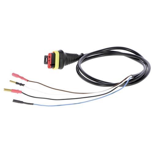 Připojovací kabel 9 V pro GSM alarm AKO FenceCONTROL Připojovací kabel 9 V pro GSM alarm AKO FenceCONTROL