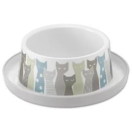 Plastová miska s motivem koček, 350 ml