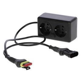 Vypínač pro zdroje 230 V pro GSM alarm AKO FenceCONTROL