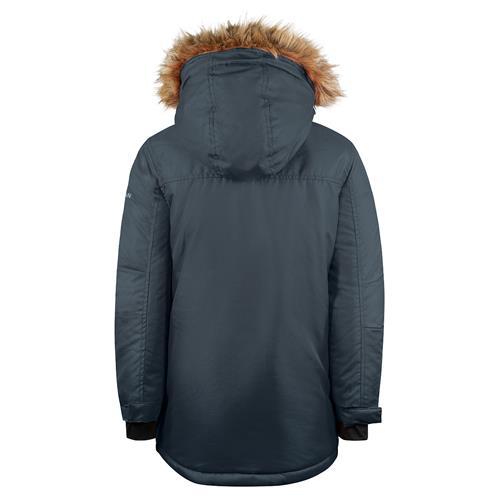 Dětská zimní bunda Horze Remmy - modrá, vel. 134/140 Bunda dětská Horze Remy, modrá, 134/140