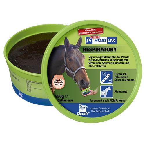 Liz pro koně Horslyx Respiratory - 650 g Liz pro koně HORSLYX Respiratory, 650 g