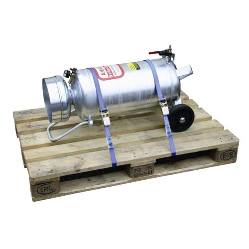 Upínací popruh opásací 25 mm x 5 m, nosnost 800 kg Upínací popruh opásací 25 mm x 5 m, nosnost 800 kg