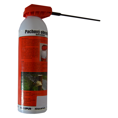 Koncentrát pro pachový ohradník HAGOPUR Duftzaun - Koncentrát 500 ml Koncentrát pro pachový ohradník HAGOPUR Duftzaun - Koncentrát 500 ml