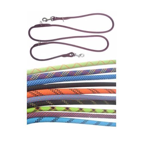 Lanové přepínací vodítko 12 mm pro psy, mix barev, 2 m Lanové vodítko, mix barev.