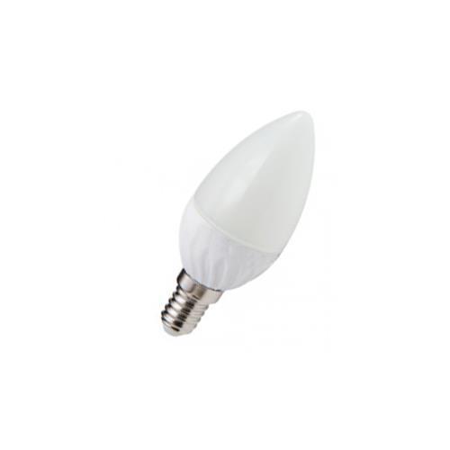 LED žárovka - E14 - 6W - 540 lm - svíčka - teplá bílá LED žárovka - E14 - 6W - 540Lm - svíčka - teplá bílá