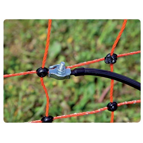 Spojka na lano pro elektrické ohradníky do 6 mm Spojka na lano pro elektrické ohradníky do 6 mm