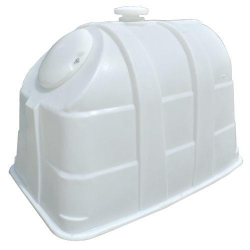Bouda pro telata - velká CH 110 W (195×135×135 cm) bílá Foto Bouda pro telata - velká CH 110 W (195×135×135 cm)