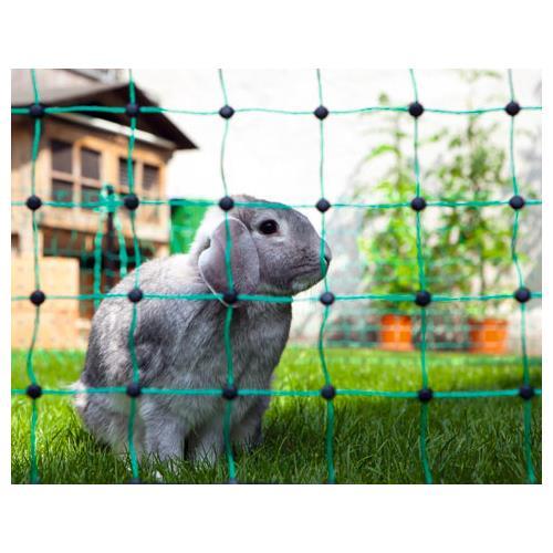 Síť pro králíky 65 cm, jednoduchá špička - vodivá, 50 m Síť pro králíky 65 cm, jednoduchá špička - vodivá, 50 m