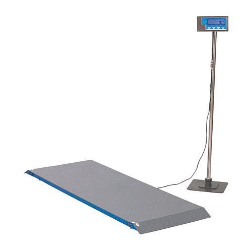 Váha desková, LCD-Display, do 500 kg Váha desková do 500 kg - LCD Display