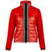 Dámská bunda Horze Robyn - červená, vel. 38 Bunda dámská Horze Robyn, červená, vel. 38