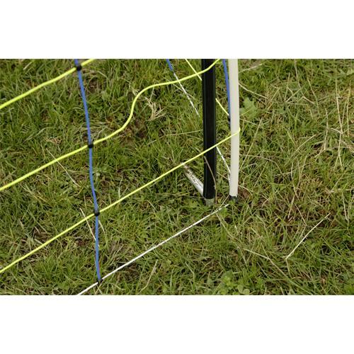 Podpůrná tyč pro pastevní sítě,  kovová 14 mm, 95 cm Podpůrná tyč pro pastevní sítě,  kovová 14 mm, 95 cm