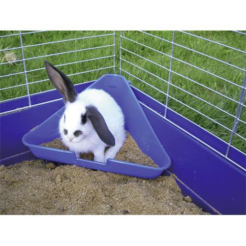 Záchod pro králíky - WC WC pro králíky