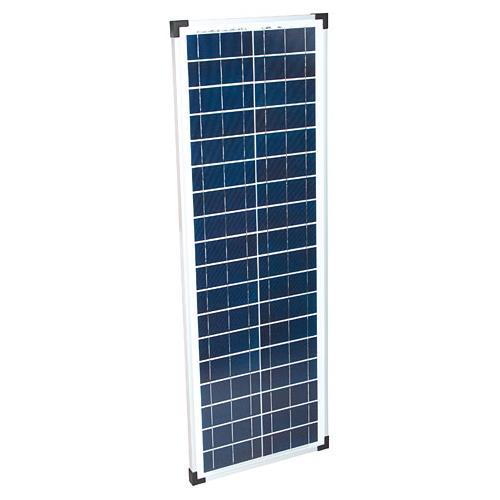 Solární panel 12V/45W pro elektrický ohradník MP AD 5000 Solární panel pro elektrický ohradník MP AD 5000, 45 W, 12 V