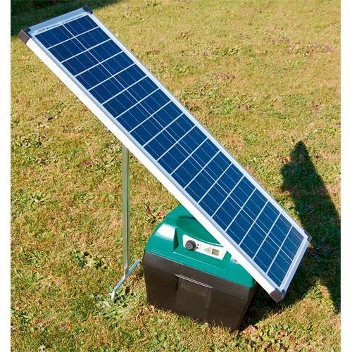 Solární panel 12V/45W pro elektrický ohradník MP AD 5000 Solární panel 12V/45W pro elektrický ohradník MP AD 5000