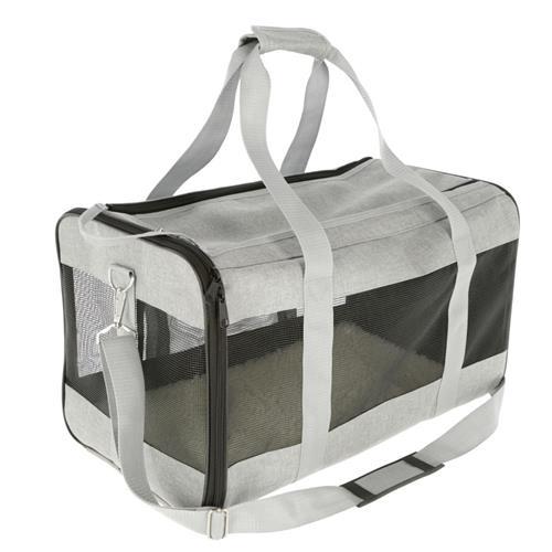 Cestovní taška pro psy Casual, 52 x 31 x 31 cm Celkový pohled na tašku Casual.