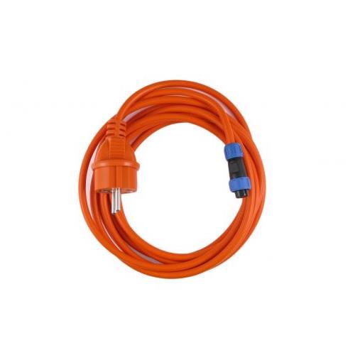 GSM alarm  kompletní sestava 230V/12V Kabel k GSM alarm 230V