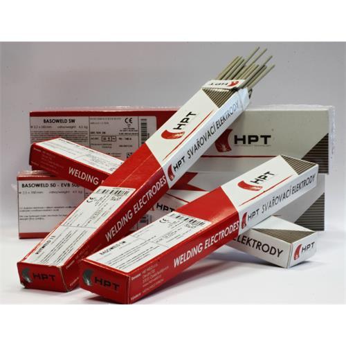 Elektroda BASOWELD 50, pr. - 2,0 mm, 1 kg Elektroda BASOWELD 50, pr. 2,5mm, 4 Kg
