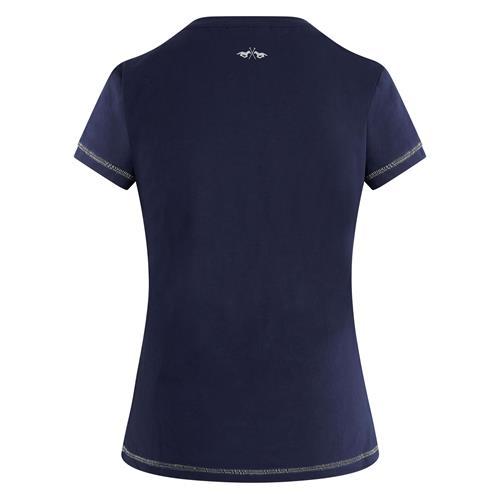 Dámské triko HV Polo Deanne - modré, vel. L Triko dámské HV Polo Deanne, modré, vel. L
