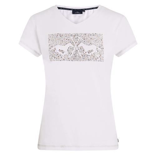 Dámské triko HV Polo Deanne - bílé, vel. L Triko dámské HV Polo Deanne, bílé, vel. L