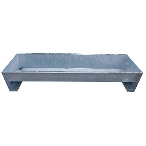 Ocelový pozinkovaný žlab 460 l Ocelový pozinkovaný žlab 460 l