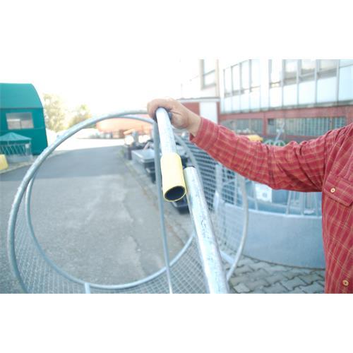Obruč kovová, pr. 155 cm, pro síť do příkrmiště Obruč kovová, pr. 155 cm, pro síť do příkrmiště