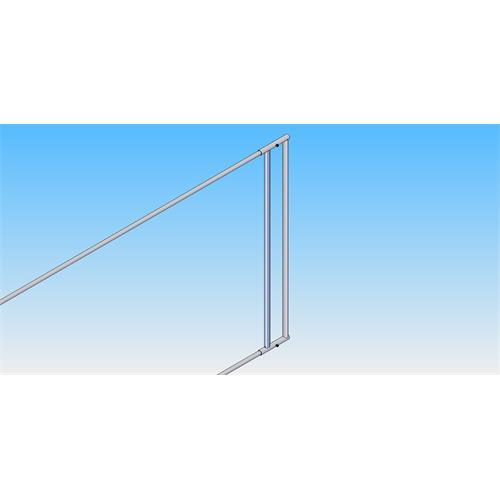 Zpevňovací rám pro naháněcí ohradu Zpevňovací rám pro naháněcí ohradu