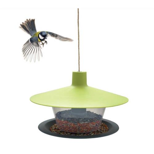 Plastové krmítko pro venkovní ptáčky Finch Krmítko pro venkovní ptactvo Finch.
