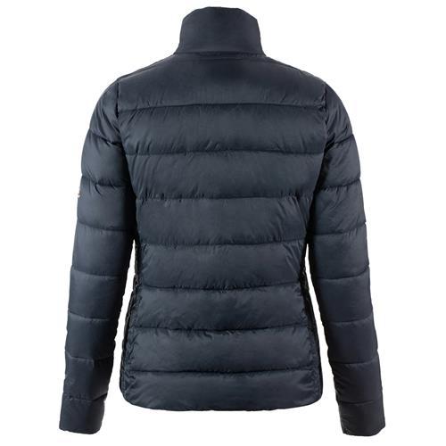 Dámská bunda Horze Alicia, borůvková / tmavě modrá - modrá, vel. 40 Dámská bunda Horze Alicia, tmavě modrá