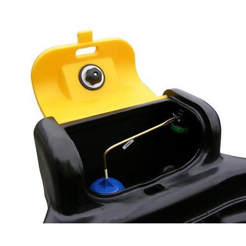Napájecí žlab s ventilem, oválný - 800 l Napájecí žlab s ventilem FFV3, oválný, 800 l
