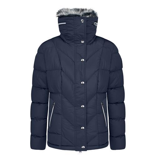 Dámská zimní bunda HV Polo Ladonna - modrá, vel. S Bunda dámská HV Polo Ladonna, modrá, vel. S