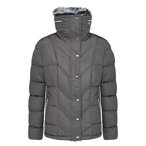 Dámská zimní bunda HV Polo Ladonna - šedá, vel. M Bunda dámská HV Polo Ladonna, šedá, vel. M