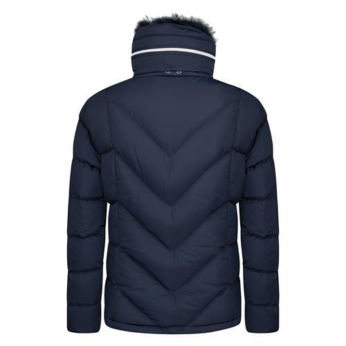 Dámská zimní bunda HV Polo Ladonna - modrá, vel. L Bunda dámská HV Polo Ladonna, modrá, vel. L
