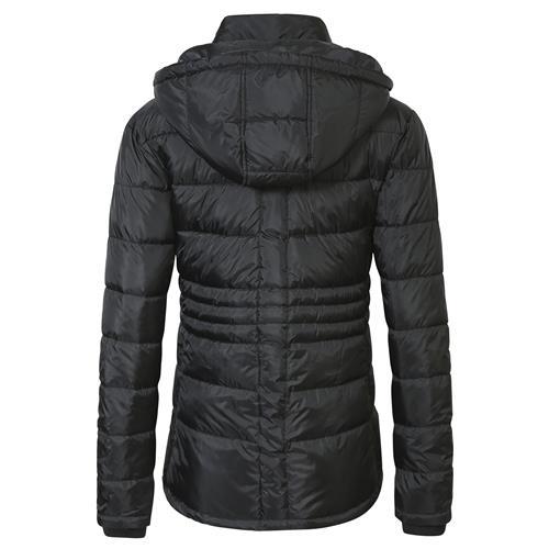 Dámská zimní bunda Covalliero 2020, antracitová/tmavě zelená - antracit, vel. XXL Bunda zimní Covalliero 2020, antracit, XXL