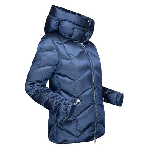 Dámská/dětská bunda Imperial Riding Seastar, modrá - vel. XS Bunda dámská Imperial Seastar, modrá. vel. XS