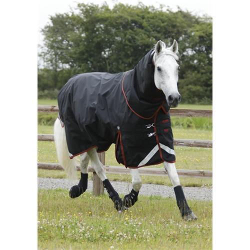 Výběhové kamaše Premier Equine, černé - vel. XL Kamaše výběhové Premier, černé, vel. XL